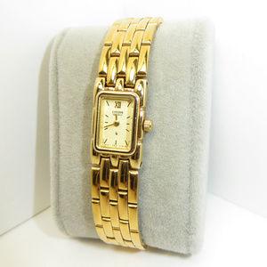 Womens Ladies Citizen Gold Tone Formal Link Watch